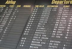 salida horario departures arrivals