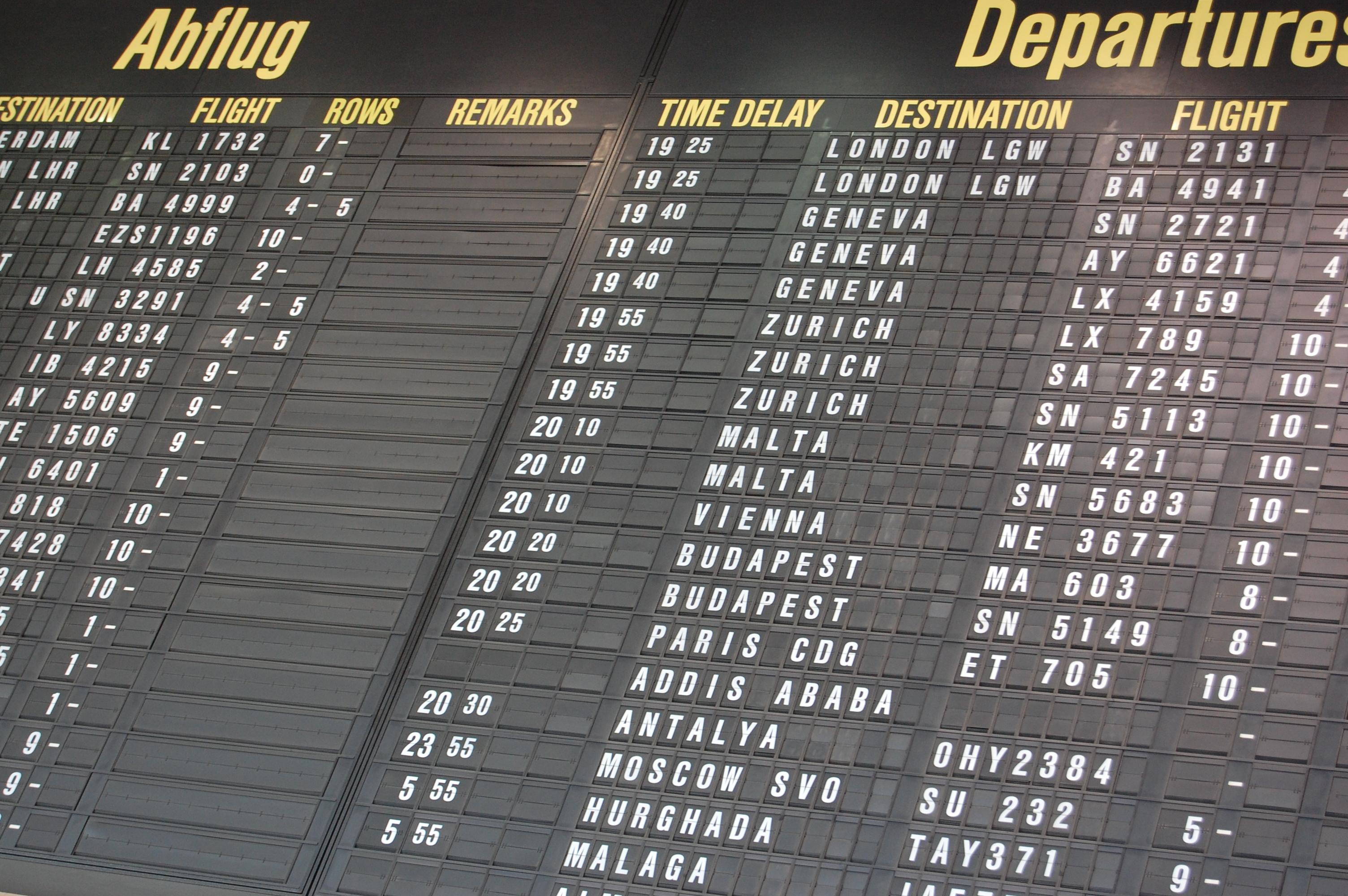 Venezuela: ¡Tome previsiones! escasez de boletos aéreos seguirá en el 2015
