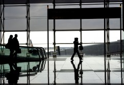 Aeropuerto transito