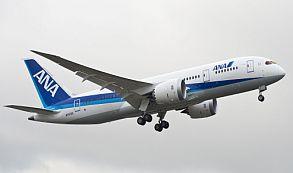 ANA y JAL perdieron entre ambas 68 millones de euros en 2012 a causa del 787