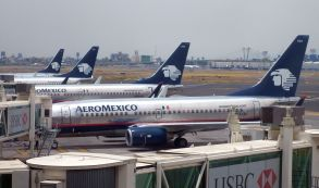 Aeroméxico prevé alza de 10.5% en capacidad de pasajeros en 2015