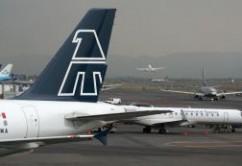 Aeropuerto DF Benito Juarez tráfico A.Ruiz