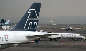 México: Crece tráfico de aerolíneas locales