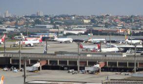 Aeropuerto Guarulhos traffic