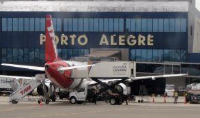 Um dia após jogo da Copa, pista do Aeroporto de Porto Alegre fecha