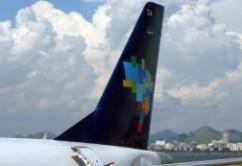 Azul ERJ190 tail E.Moura