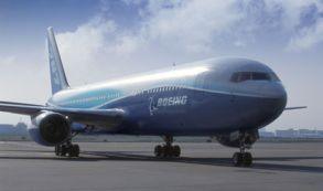 La autoridad de aviación de EEUU ordena inspeccionar todos los Boeing 767