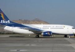 BoA (Bolivia) boliviana de aviacion