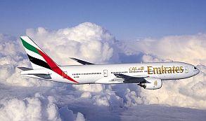 Emirates B777-200