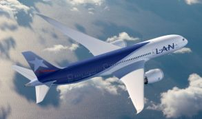 LAN espera a los técnicos de Boeing para implementar las modificaciones al sistema de baterías de su flota 787