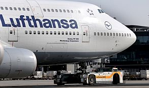 Aerolínea Lufthansa acuerda aumentos salariales para sus 33 mil empleados en tierra