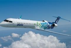 Pluna CRJ900 fly