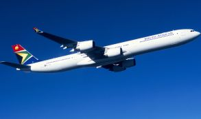 South African Airways A340-600