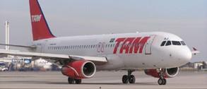 Ya disponible el check-in móvil en vuelos de TAM desde São Paulo a Madrid