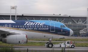 Argentina autoriza operaciones a aerolínea ecuatoriana