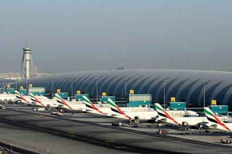 El Aeropuerto Internacional de Dubai ya prueba sus primeros detectores de drones