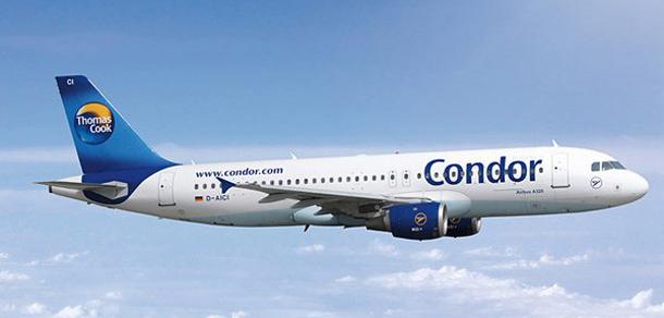 """Condor aumenta frecuencias para el invierno 2016 """""""" 2017 (Caribe)"""
