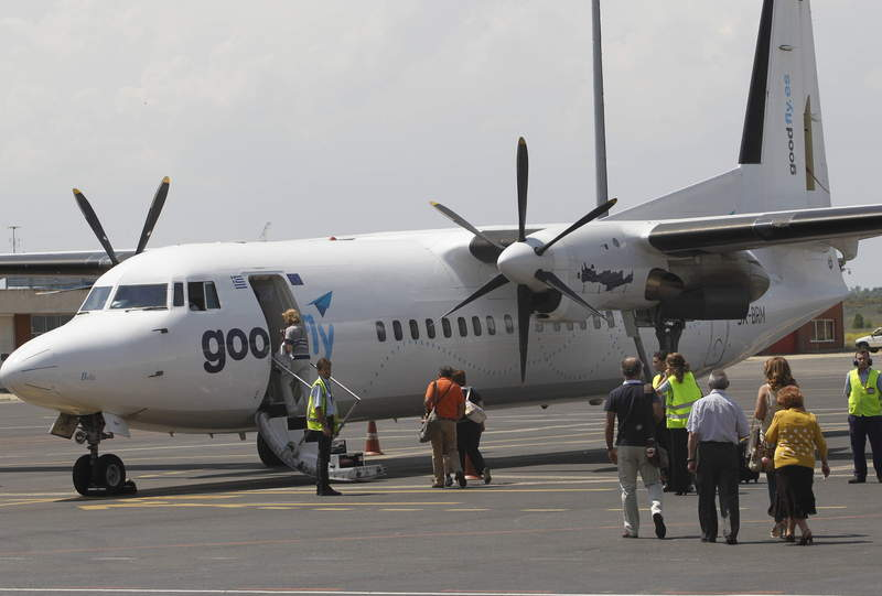Sólo Good Fly aspira este año a lograr el contrato de vuelos del consorcio