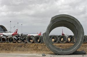 TRT determina retorno de trabalhadores às obras do Aeroporto Pinto Martins