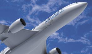 SAS firma acuerdo para compra de 8 A350 XWB y 4 A330