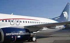 AeroMexico fuselaje