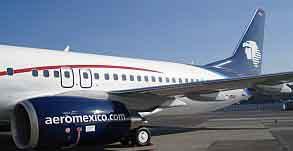 Aeroméxico inaugura vuelo directo a Panamá