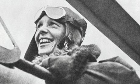 """Buscarán a Amelia Earhart""""¦ con un grupo de turistas"""
