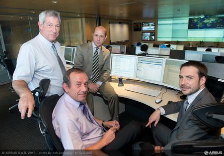 Airbus presenta el nuevo soporte C4you para clientes de jets corporativos