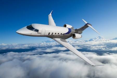 Bombardier lanza el Challenger 350 en EBACE