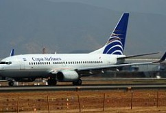 Copa Airlines B737-700