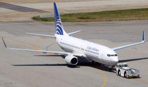 Copa Airlines, aerolínea con menor índice de quejas en Colombia
