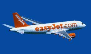 EasyJet adelanta a Ryanair como la más barata en España