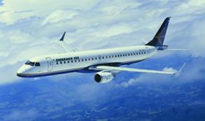 Embraer está perto de ampliar presença na África com jatos comerciais