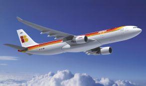 Iberia cumple 10 años de volar directo a Centroamérica