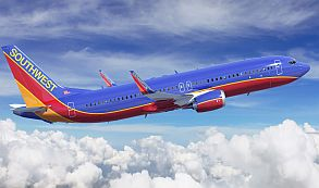 Southwest Airlines B737Max