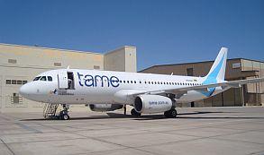 La aerolínea Tame no volará a Panamá desde el 1 de abril