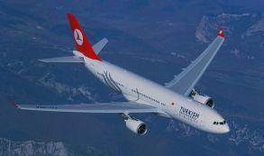 Turkish Airlines transportó 41,4 millones de pasajeros hasta septiembre, un 14,3% más