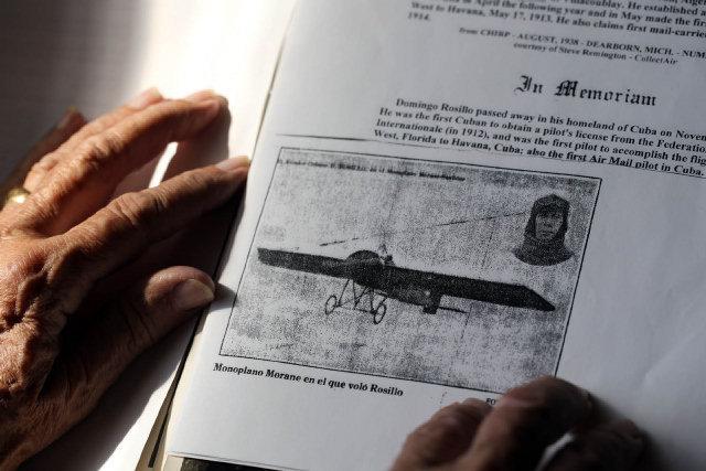 Celebran 100 años del primer vuelo entre Cayo Hueso y La Habana