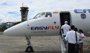 Dos nuevas aerolíneas llegarían a operar desde El Edén de Armenia