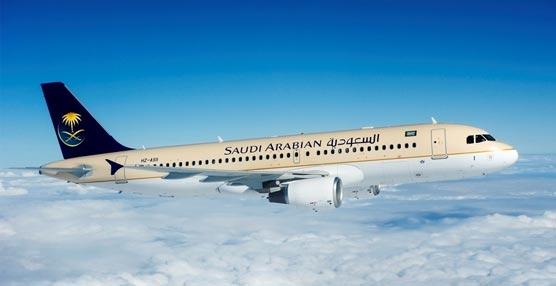 Saudia Airlines, presente en las celebraciones del día nacional de Arabia Saudí