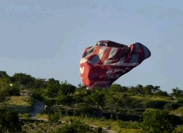 Turista brasileira morre em acidente de balão na Turquia