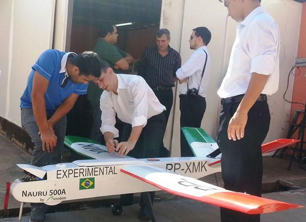 Anac concede 1ª autorização para drone particular e civil voar no Brasil
