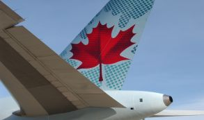 Air Canada has a record first quarter