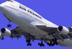 Air France B747-400