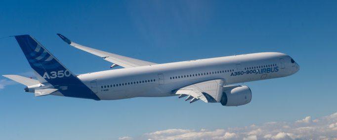 Airbus A350 XWB3
