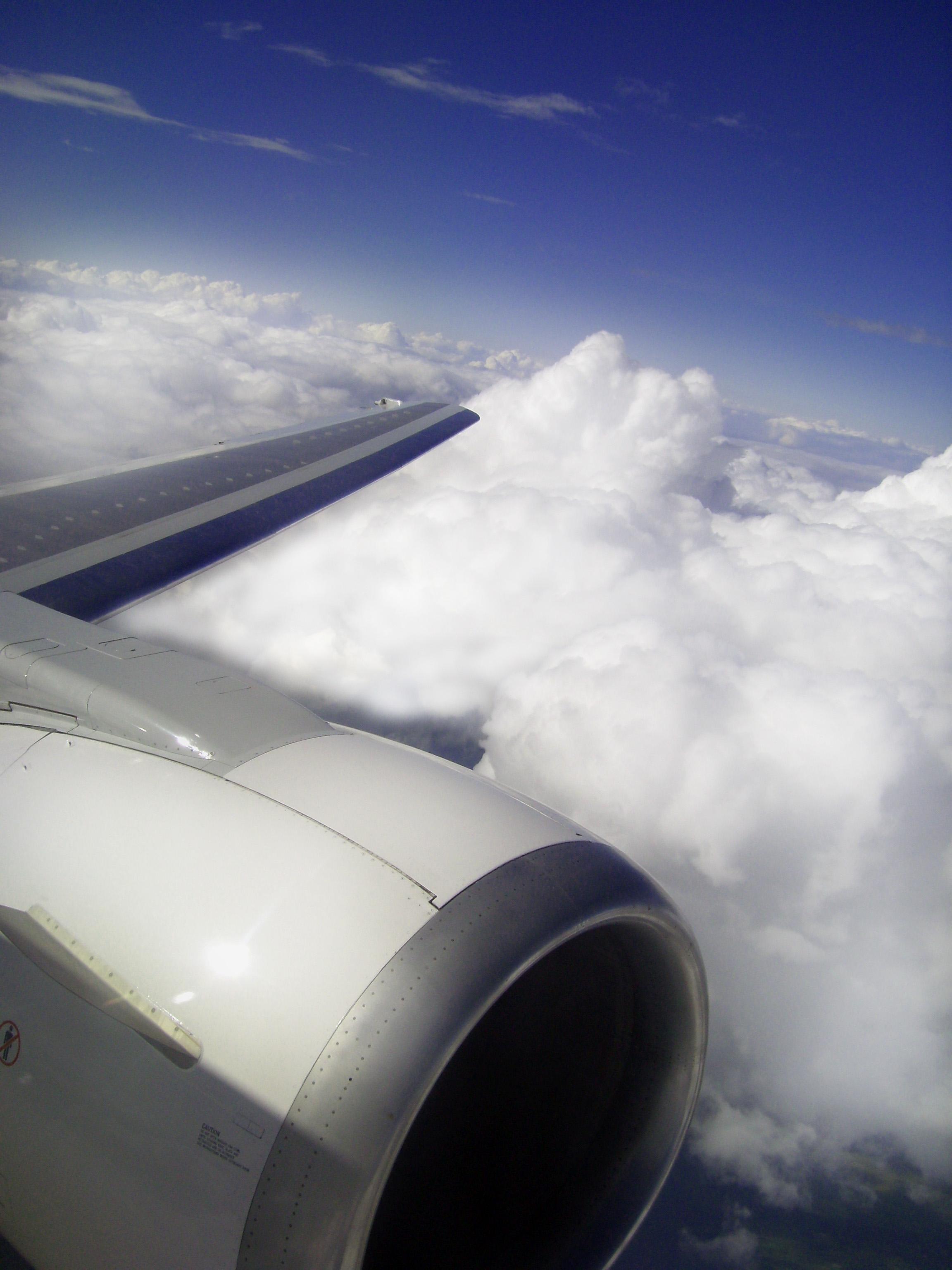 Air turbulence could increase as Earth warms