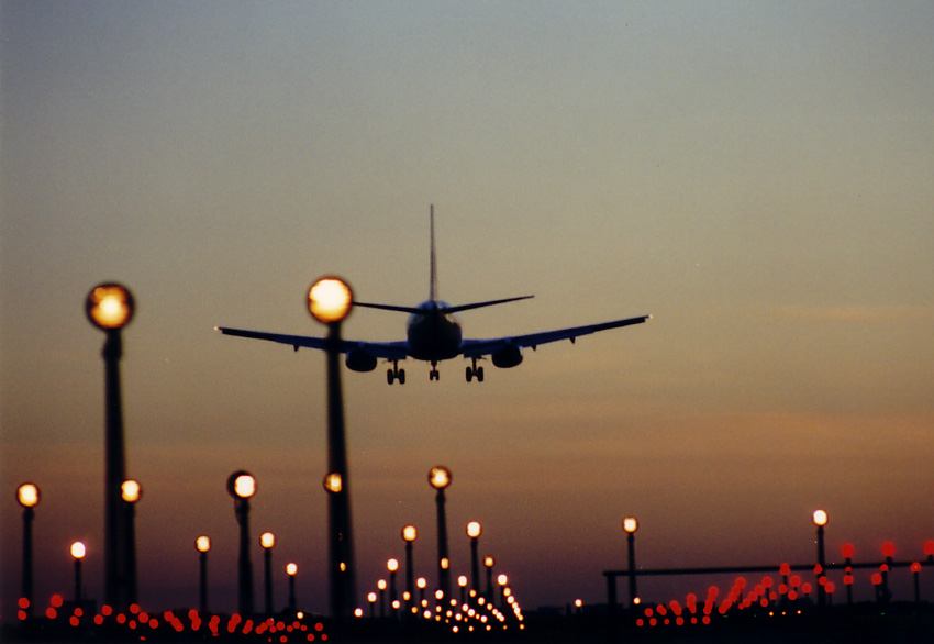 Nueva página sobre la seguridad de las aerolíneas