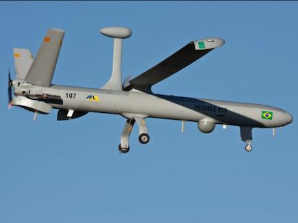 Tecnología brasileña permite despegue automático de aviones no tripulados