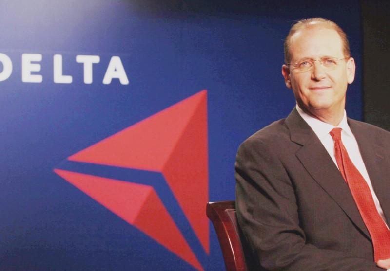 El CEO de Delta Richard Anderson, nuevo presidente del consejo de IATA