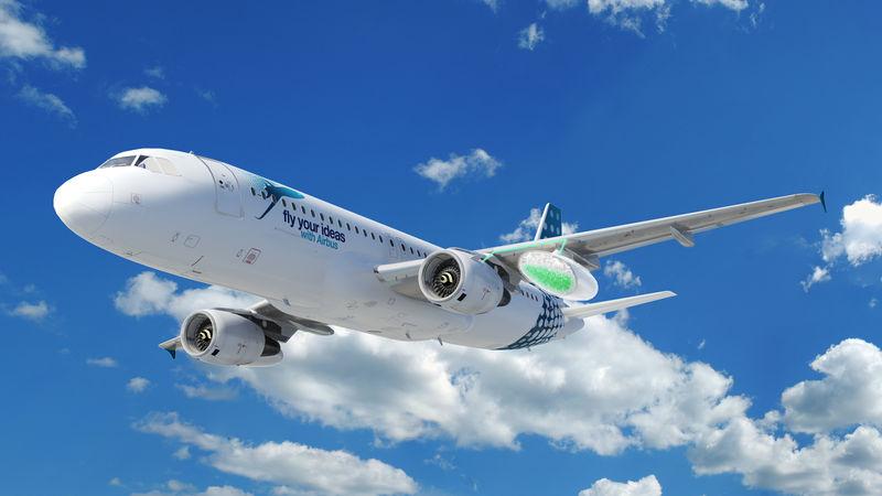 Concurso de Airbus muestra las ideas innovadoras para el futuro de la industria de la aviación